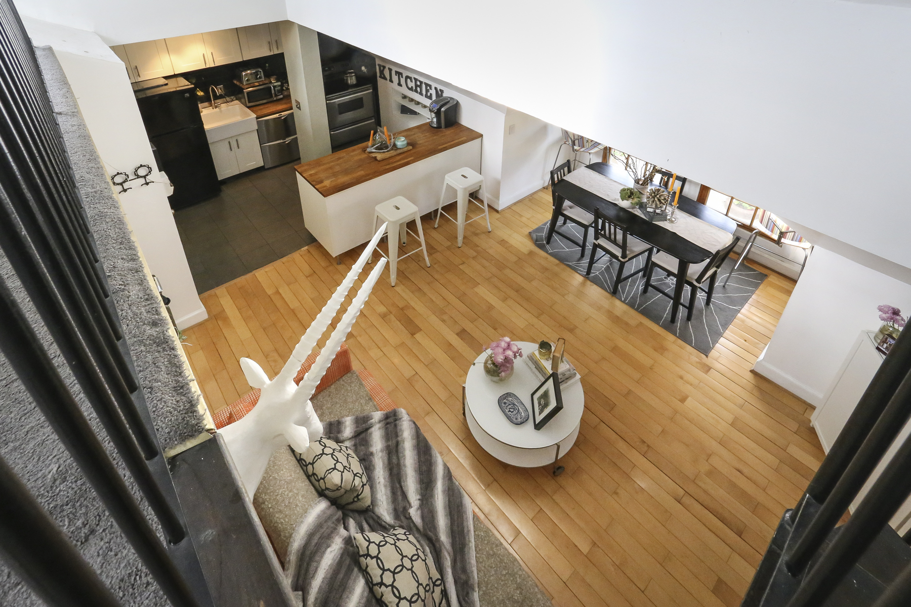"Additional photo for property listing at ""ONE BEDROOM APT. WITH IMPRESSIVE LOFT SPACE"" 1 Station Square, Forest Hills Gardens, Forest Hills, Nueva York 11375 Estados Unidos"