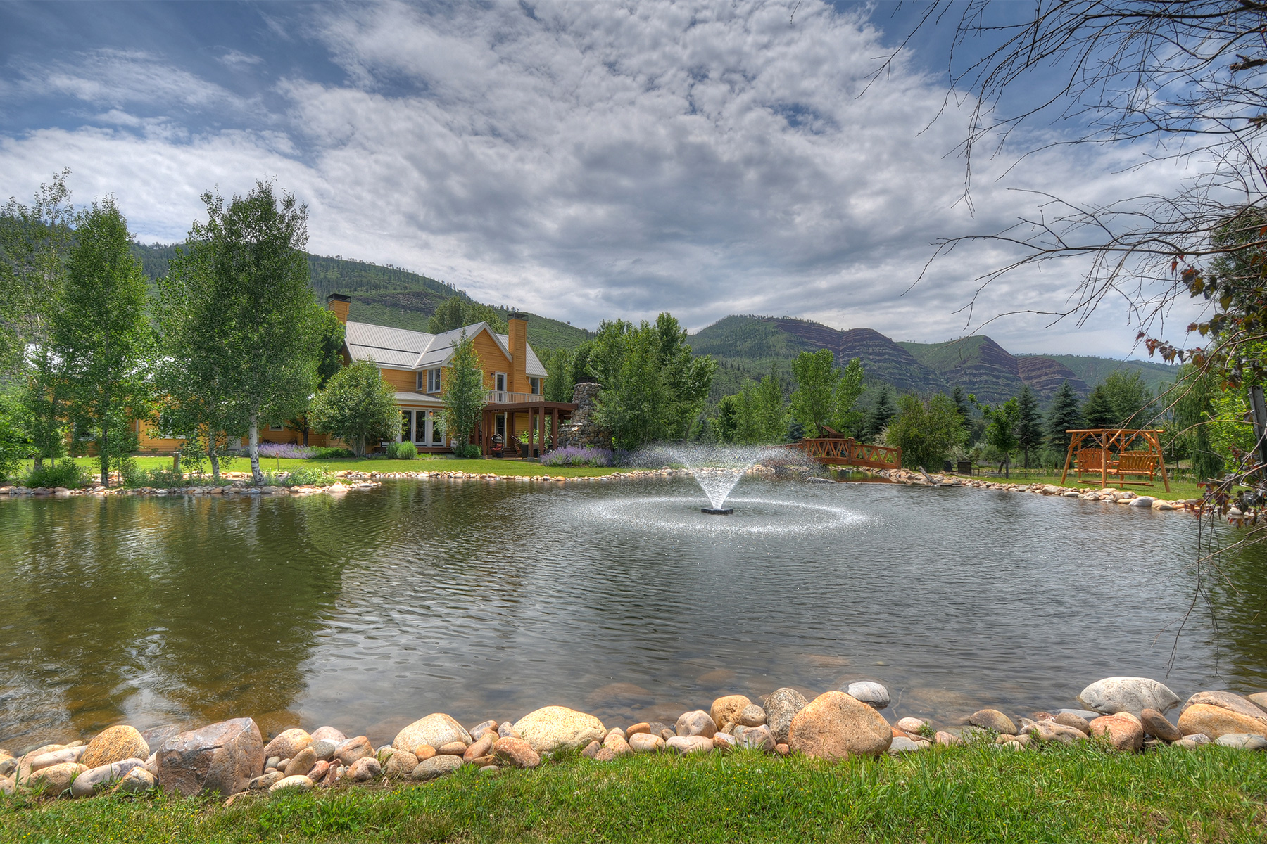 Single Family Home for Sale at Wild Wings Ranch 615 S Coon Creek Durango, Colorado 81301 United States
