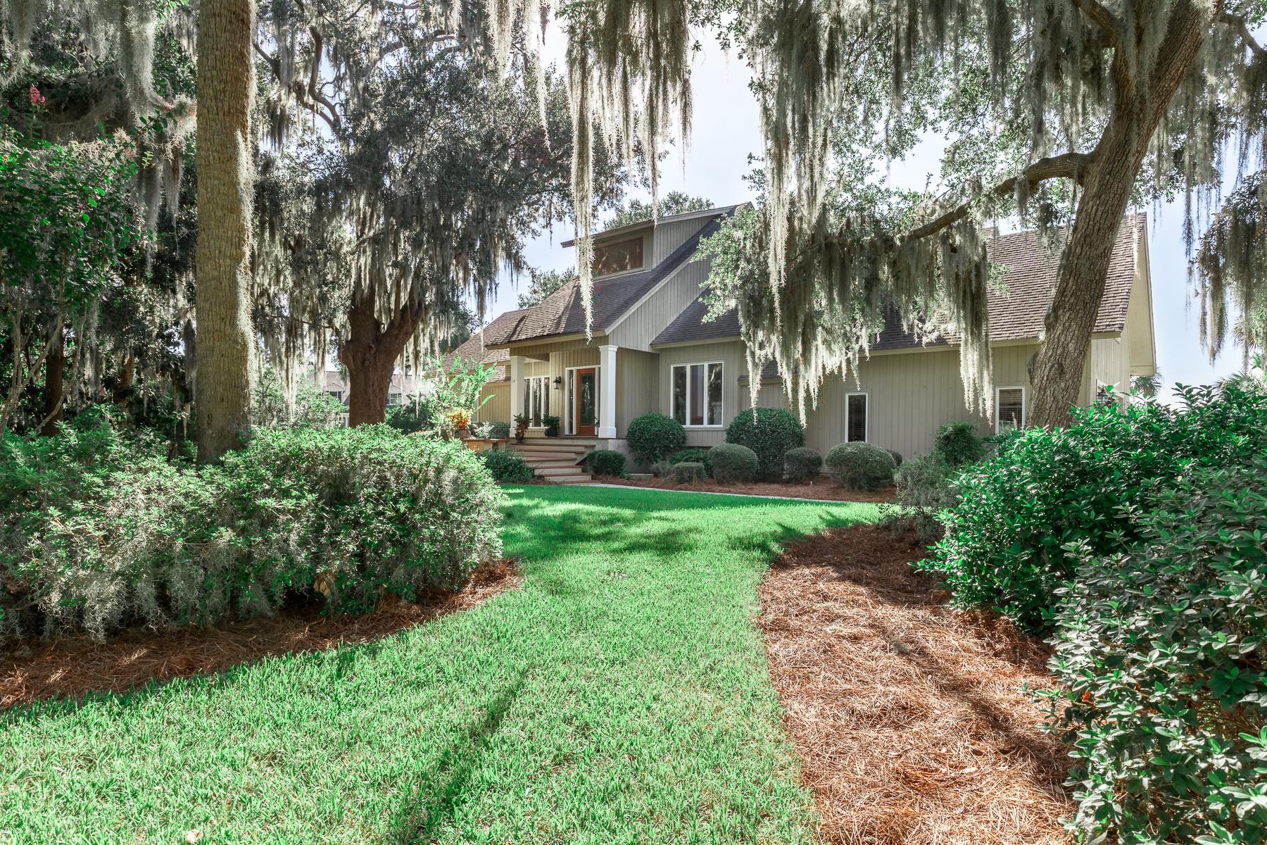 Частный односемейный дом для того Продажа на 6 Wylly Island Savannah, Джорджия, 31406 Соединенные Штаты