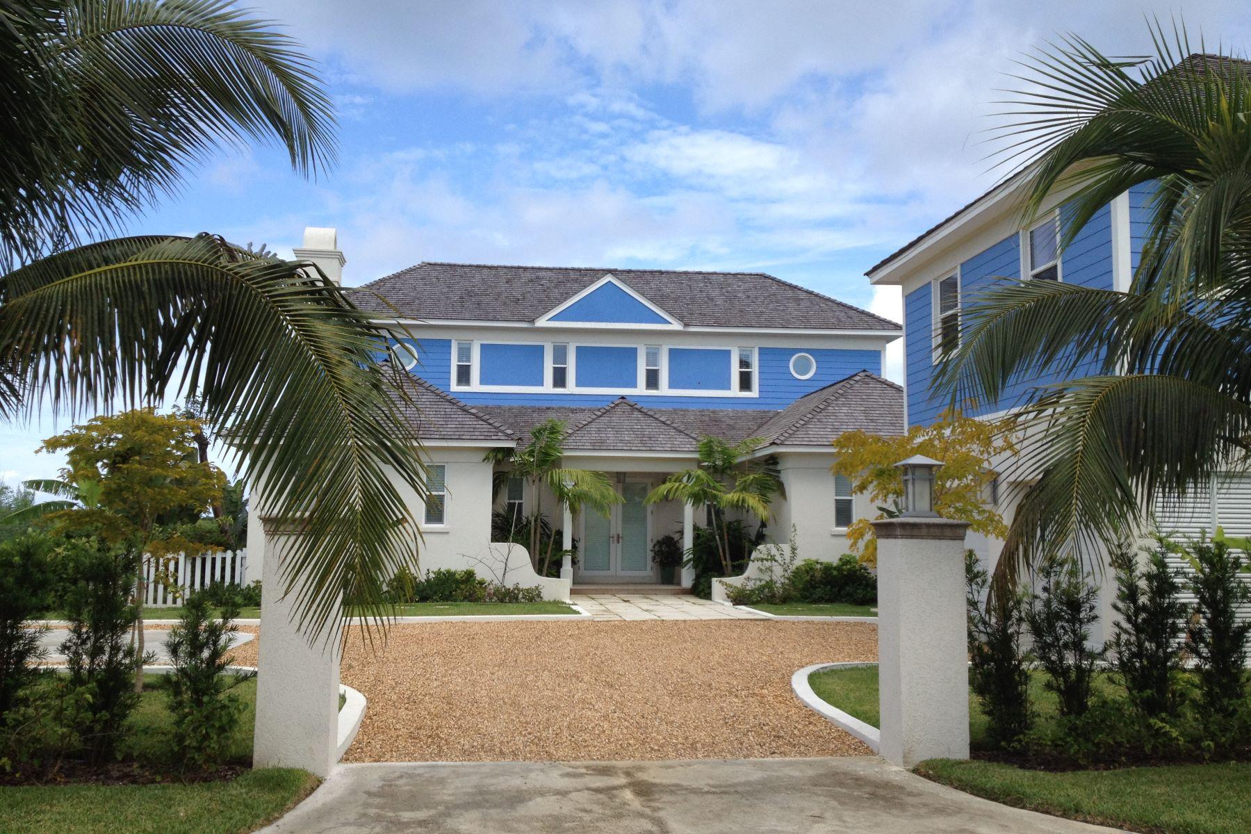 独户住宅 为 销售 在 Old Fort Bay on Charleston Island 旧福特湾, 新普罗维登斯/拿骚 巴哈马