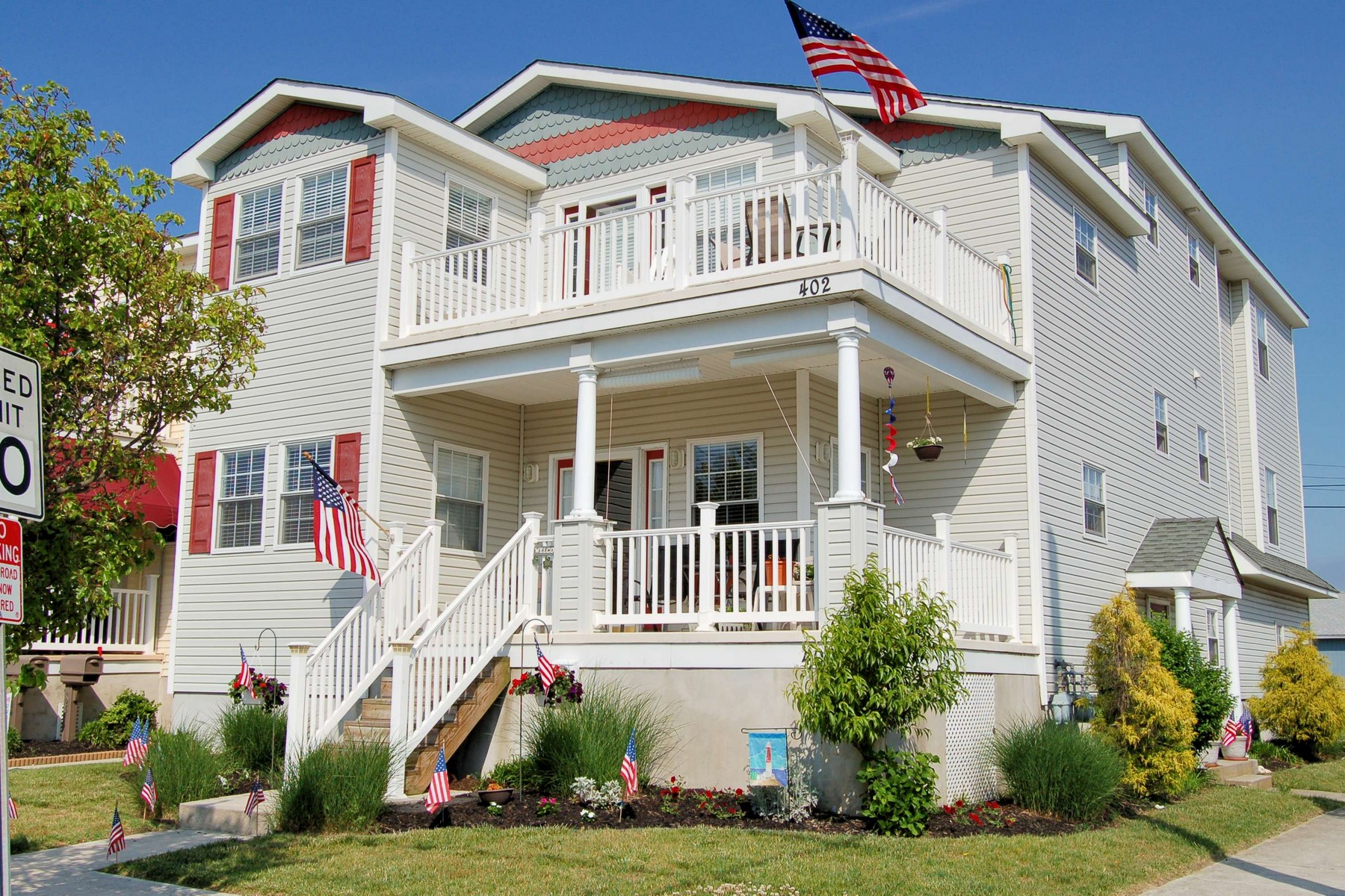 Condominium for Sale at First Floor Condo 400 West Avenue Ocean City, New Jersey 08226 United States