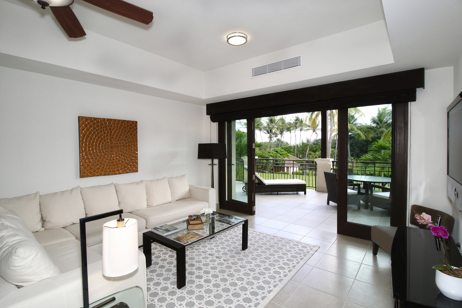 Additional photo for property listing at Golf front villa, St Regis Bahia Beach State Road 187, Km. 4.2 St Regis, Bahia Beach Bahia Beach, Puerto Rico 00745 Puerto Rico