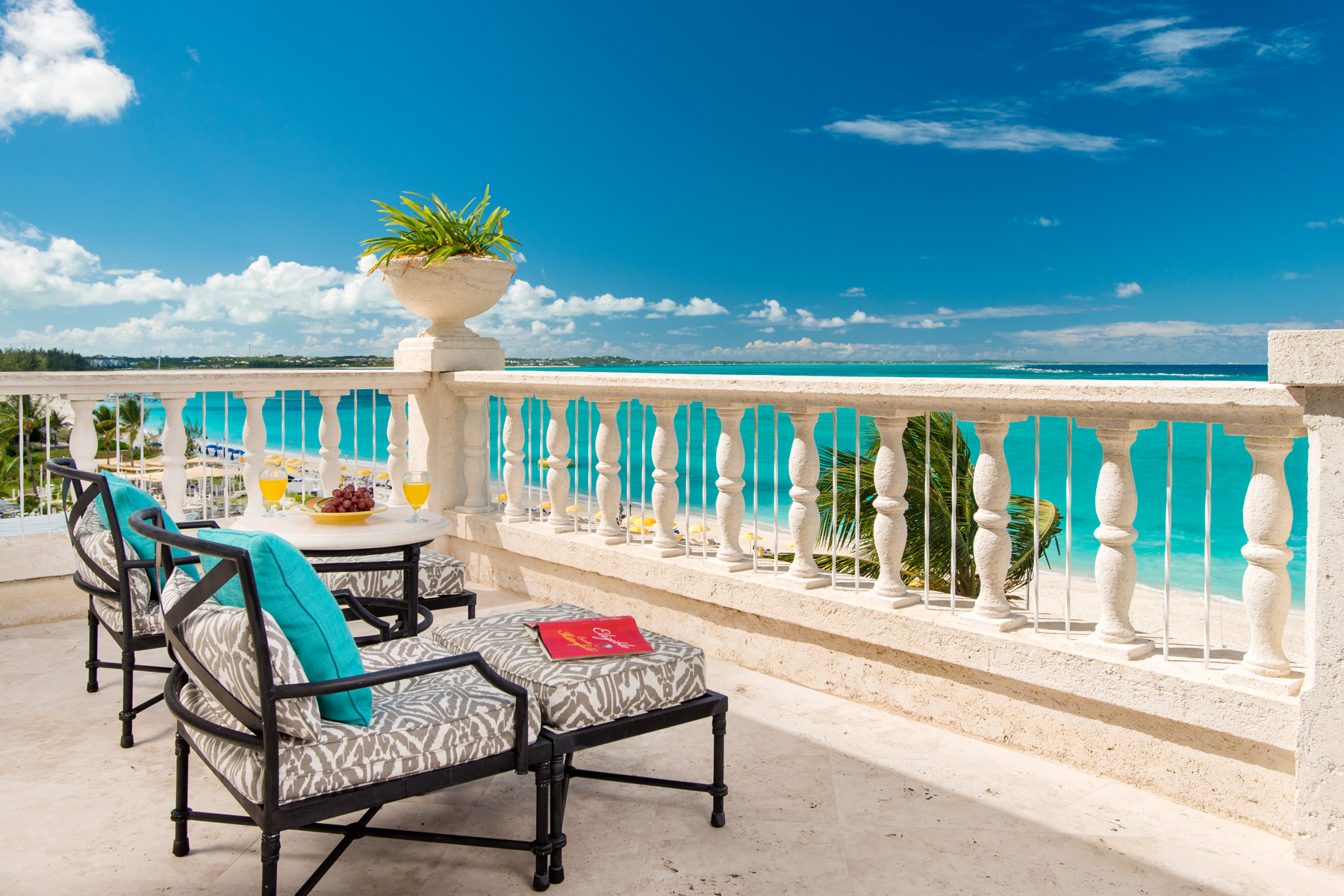 Condominium for Sale at The Palms Penthouse 5504.05.06 The Regent Palms, Grace Bay, Providenciales Turks And Caicos Islands