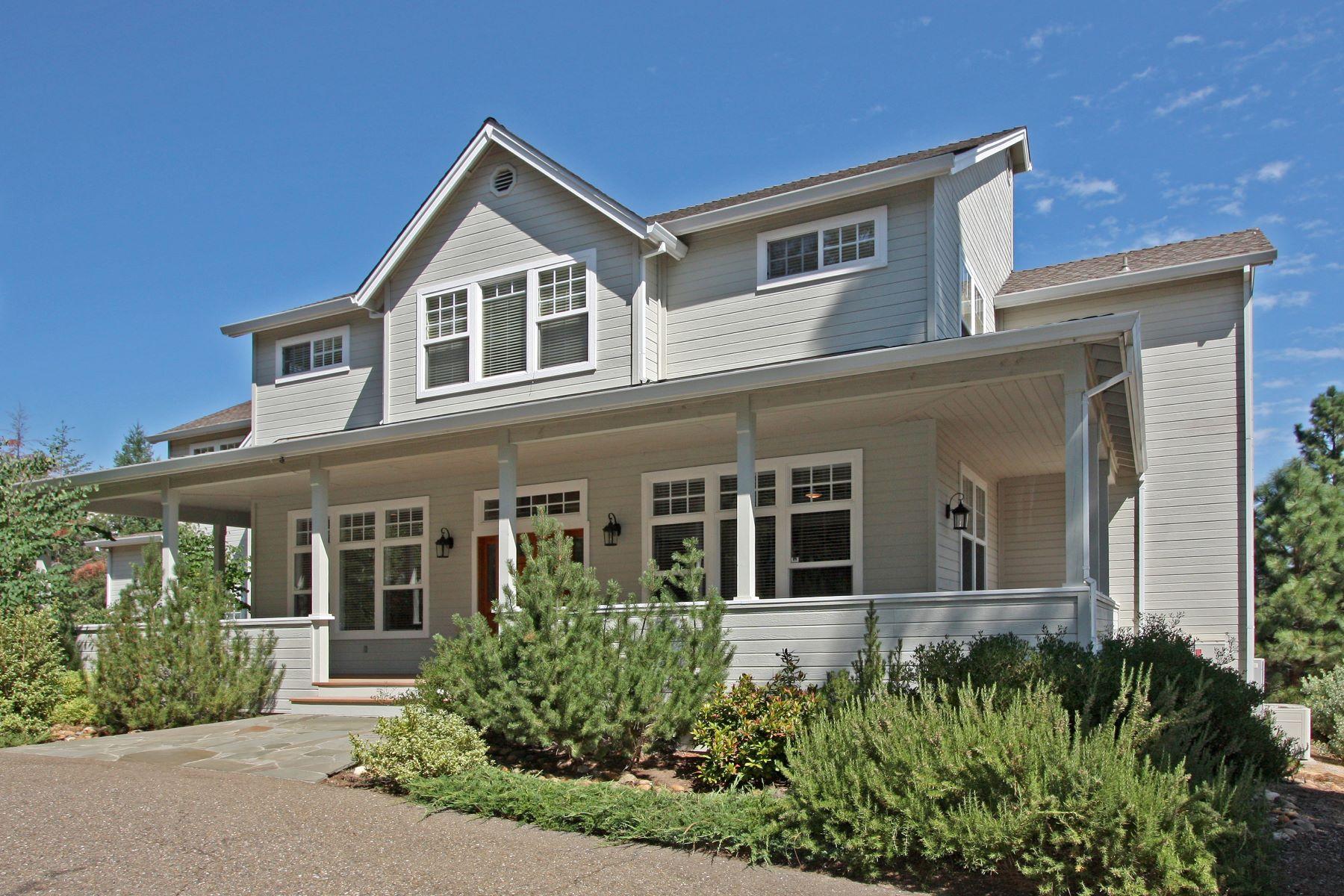 Частный односемейный дом для того Продажа на 18100 Timberlin Drive Pioneer, Калифорния 95666 Соединенные Штаты
