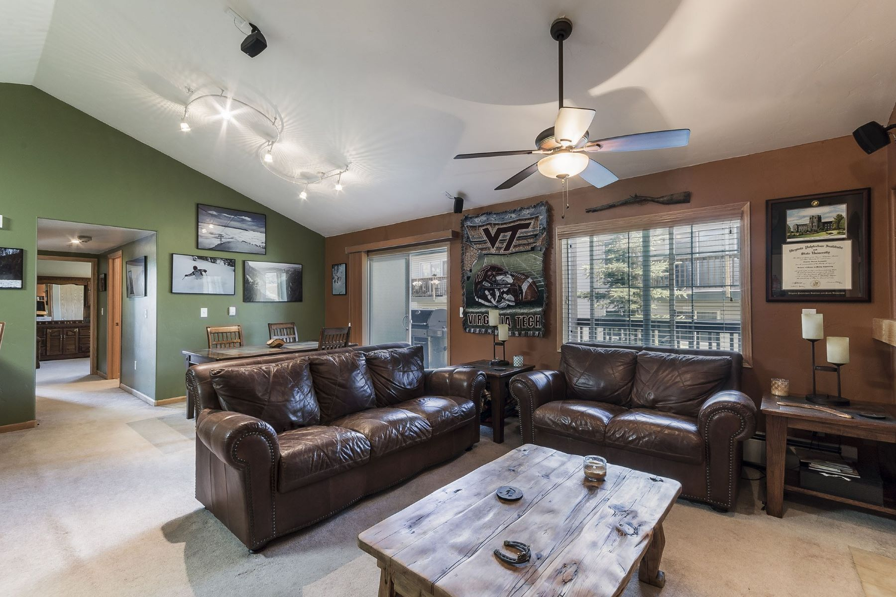 Additional photo for property listing at Sunray Meadows Condo 3335 Columbine Drive #907 Steamboat Springs, Colorado 80487 United States