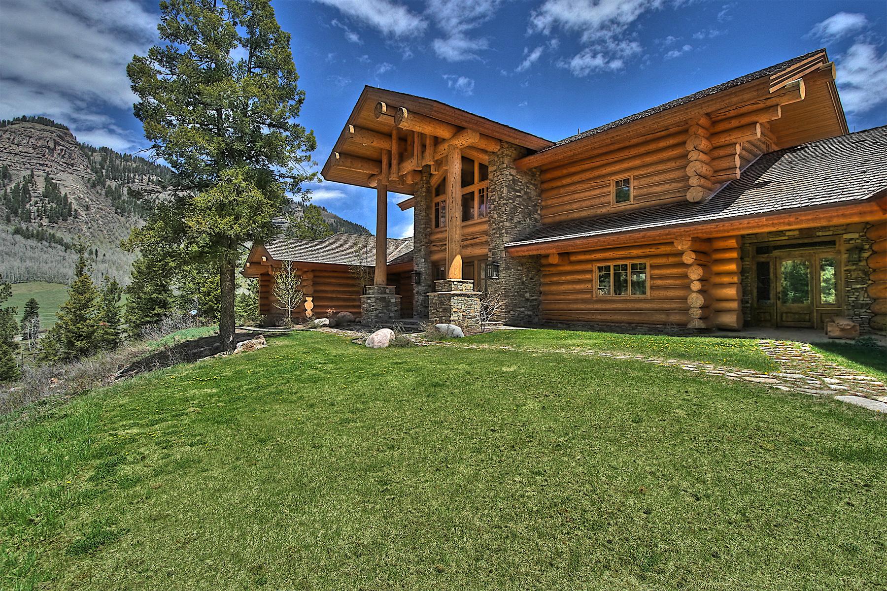 Casa Unifamiliar por un Venta en Mountain View Estate 463 & 464 Pinnacle View Drive Durango, Colorado 81301 Estados Unidos