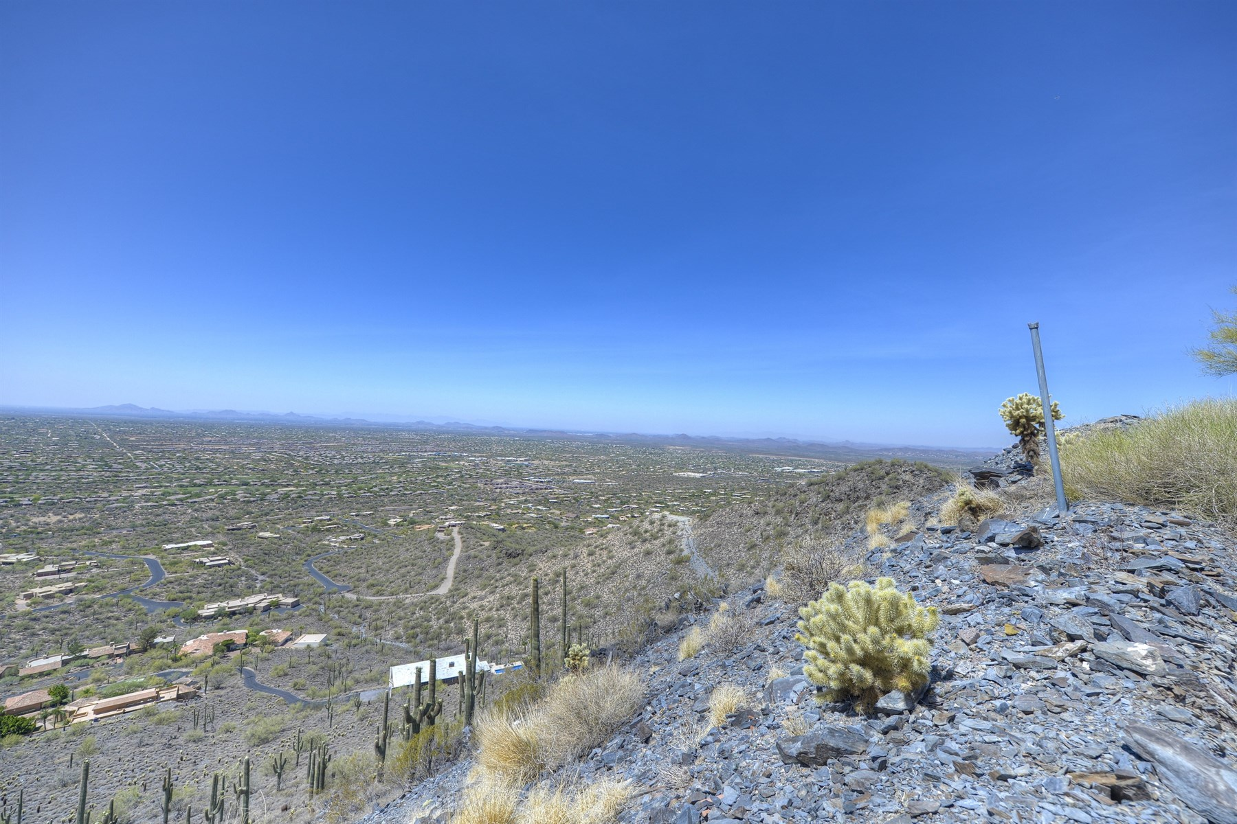 sales property at Private and Exclusive Boulder Vista Estates Lot with Panoramic Views