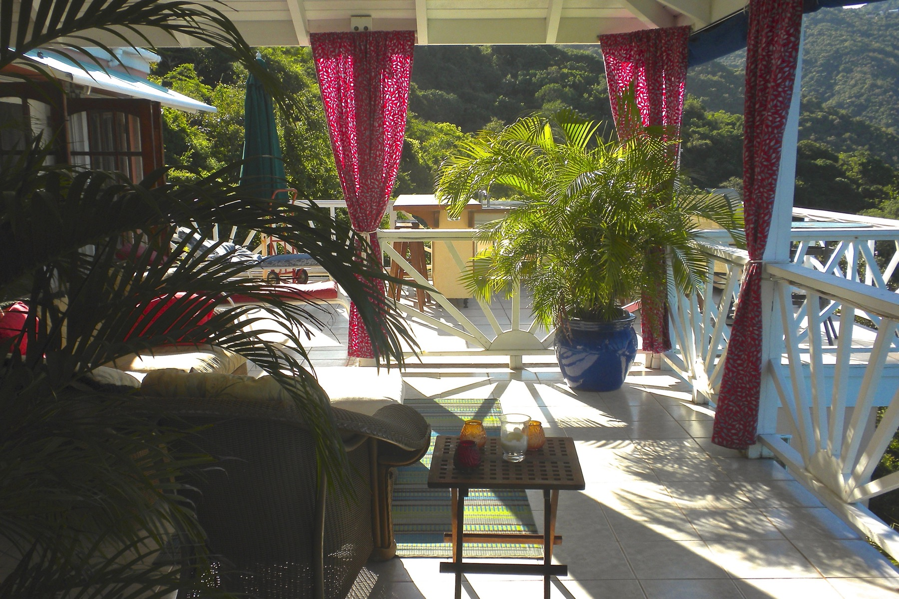 Additional photo for property listing at Brewers Bay Sunset Villa Brewers Bay, Tortola Iles Vierges Britanniques