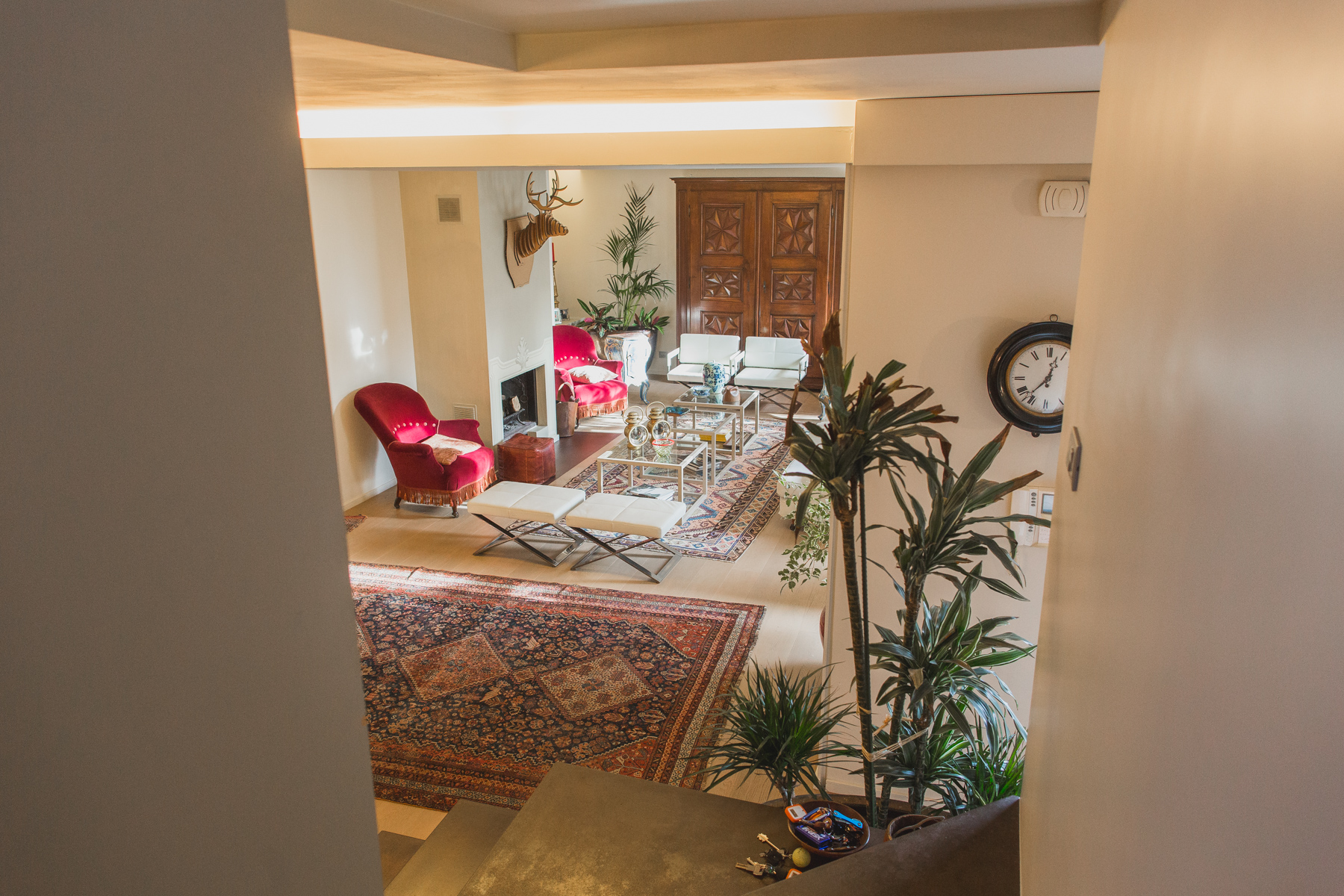 Additional photo for property listing at Refined apartment in the pre-hill of Turin Via Luisa del Carretto Turin, Turin 10131 Italie