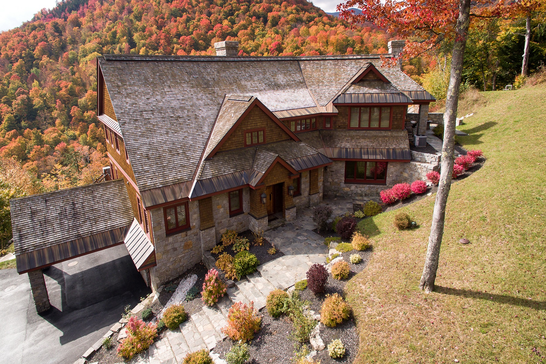 "Single Family Home for Sale at ""The Promontory"" 3658 East Mountain Road Killington, Vermont, 05751 United States"