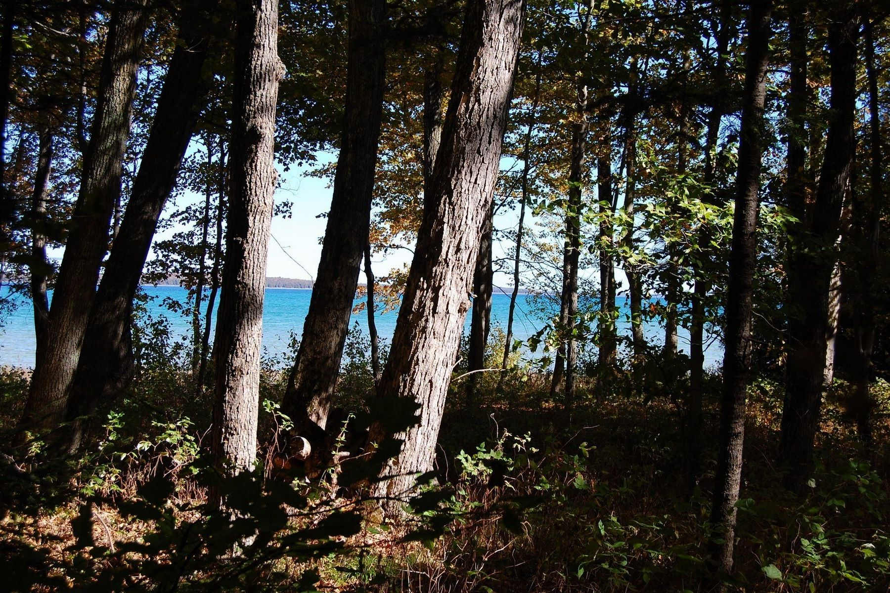 Additional photo for property listing at Beaver Island lots with view of Garden Island Garden Island View Road Beaver Island, Michigan 49782 United States