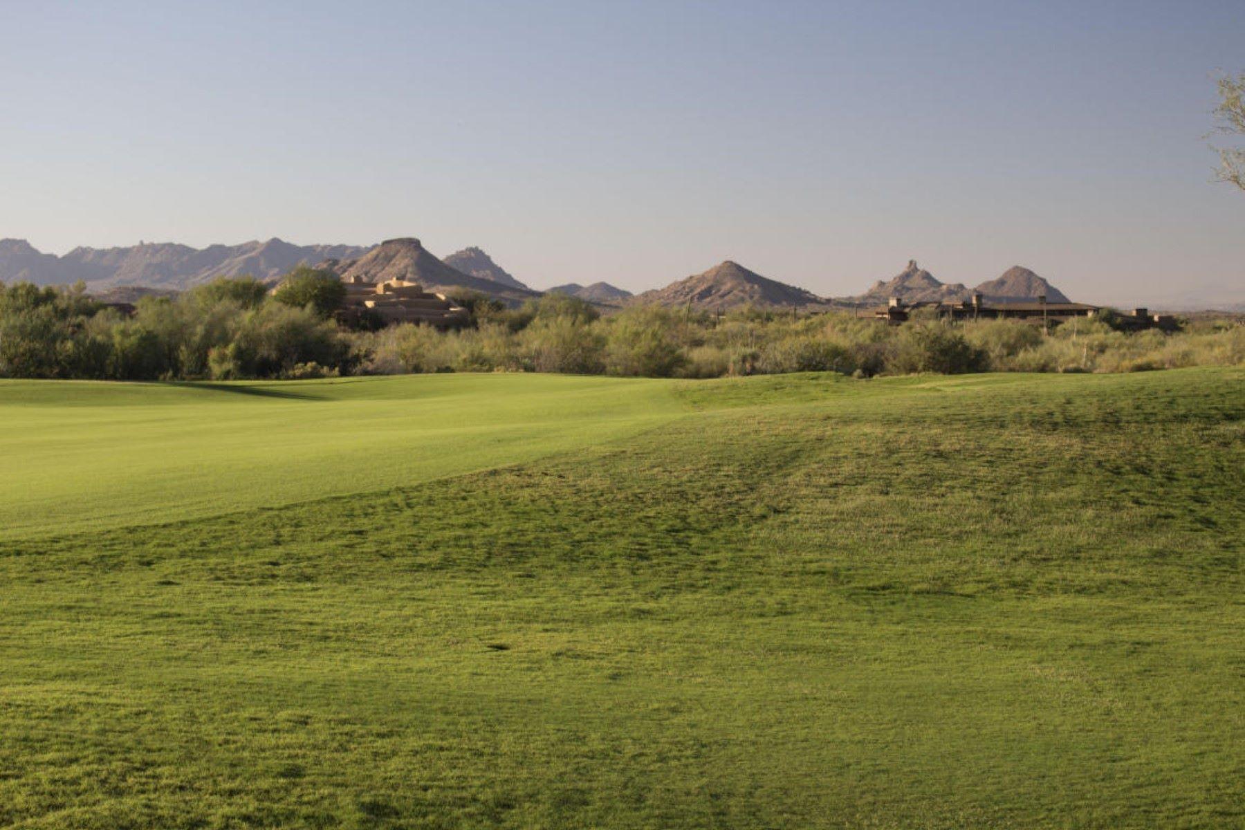 Terreno por un Venta en South facing fairway lot on the 1st hole of the Mirabel Club golf course 37655 N 104th Pl #34 Scottsdale, Arizona, 85262 Estados Unidos