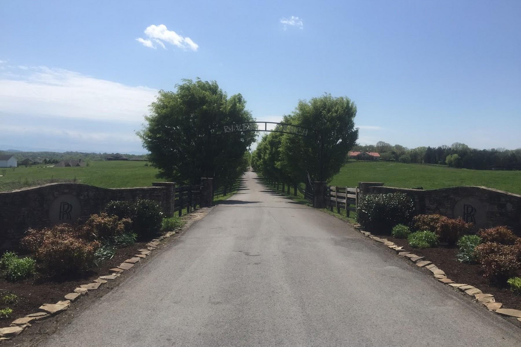 Terreno por un Venta en Heaven's Gate Ranch Road Lot #27 Blaine, Tennessee, 37709 Estados Unidos