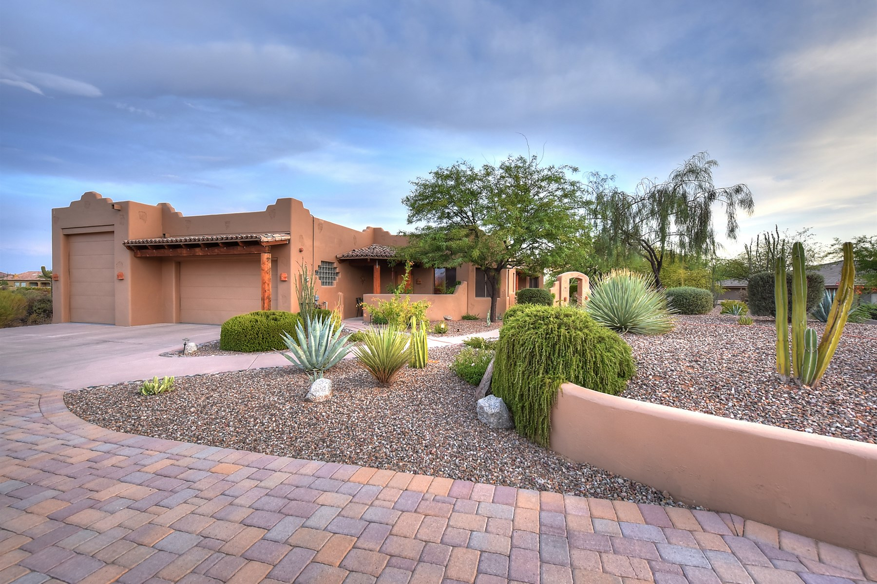 sales property at Santa Fe Custom in North Scottsdale