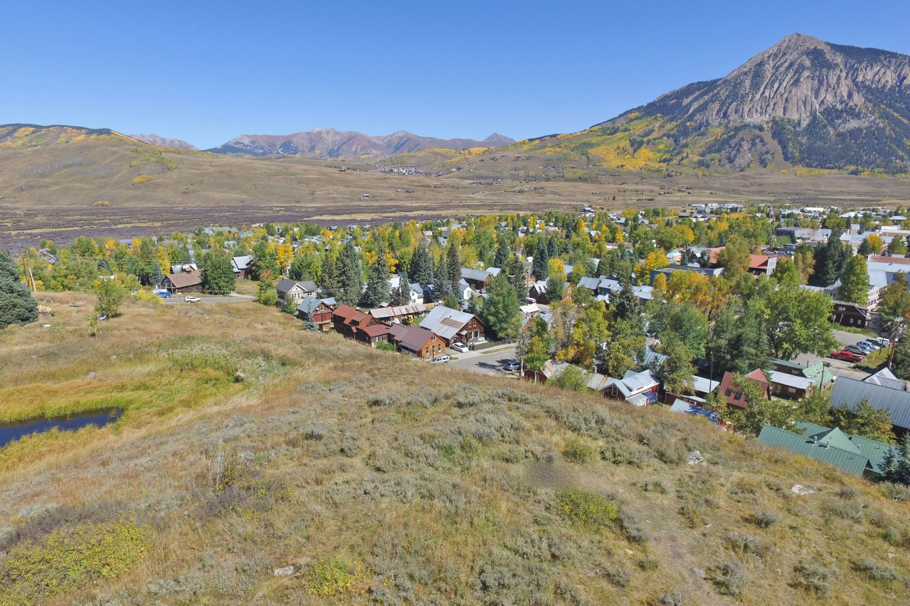 Terreno per Vendita alle ore Exclusive Homesite TBD Sopris Avenue Crested Butte, Colorado, 81224 Stati Uniti