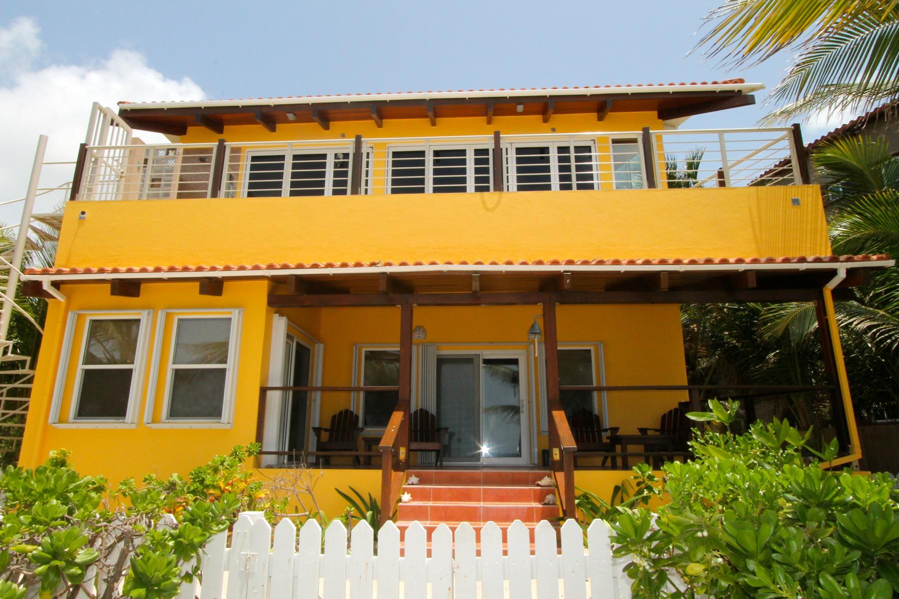 Casa Unifamiliar por un Alquiler en Casa Bonita San Pedro Town, Ambergris Caye, Belice