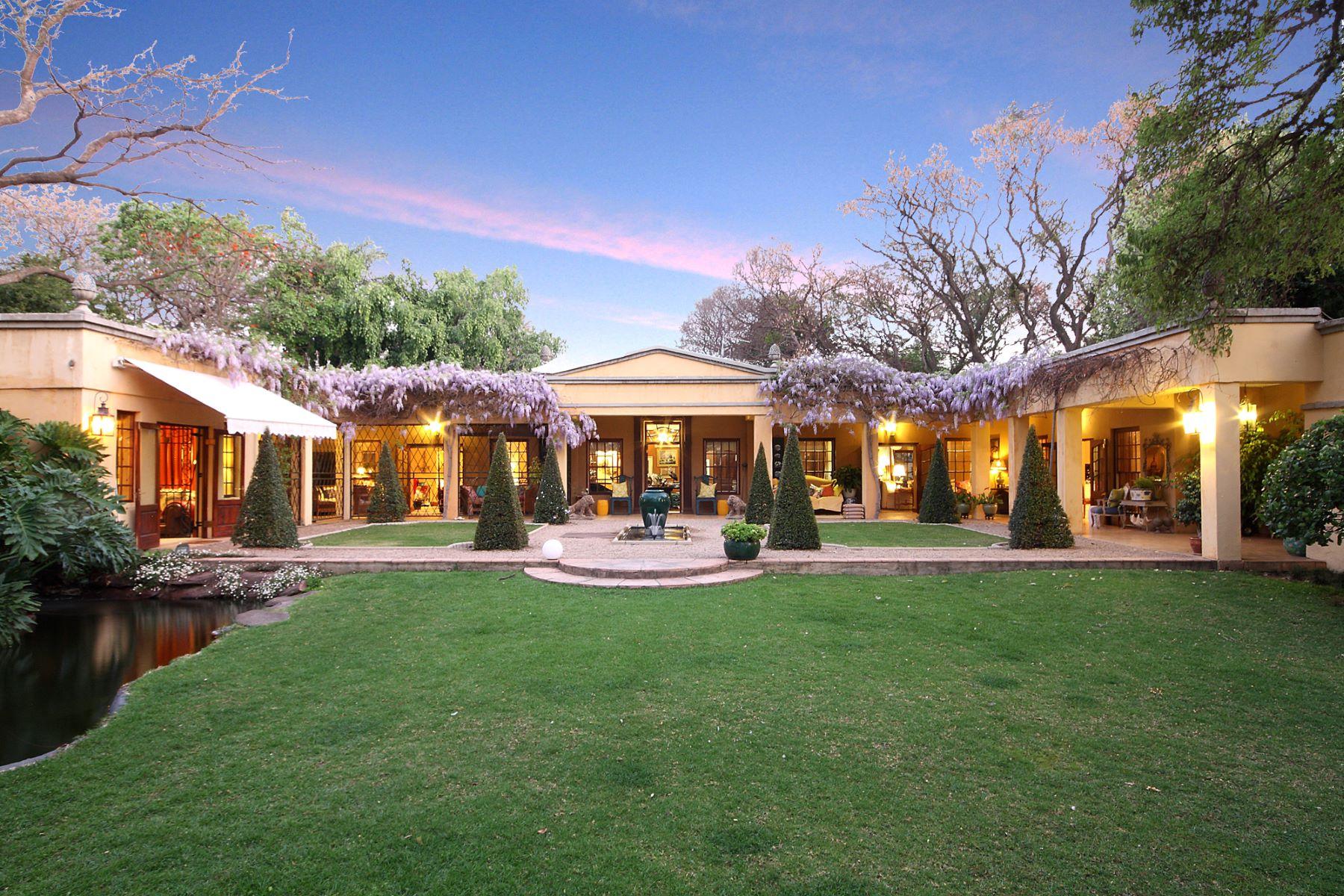 獨棟家庭住宅 為 出售 在 A Contemporary Home Other Gauteng, 豪登省, 南非