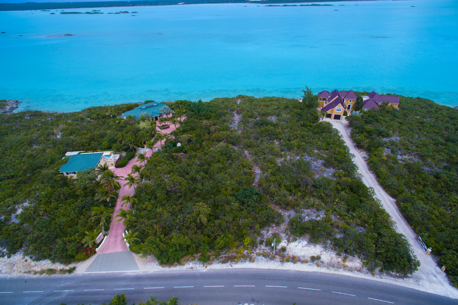 Additional photo for property listing at Waterfront Lot - Chalk Sound Oceanfront Chalk Sound, Providenciales TC Turks And Caicos Islands