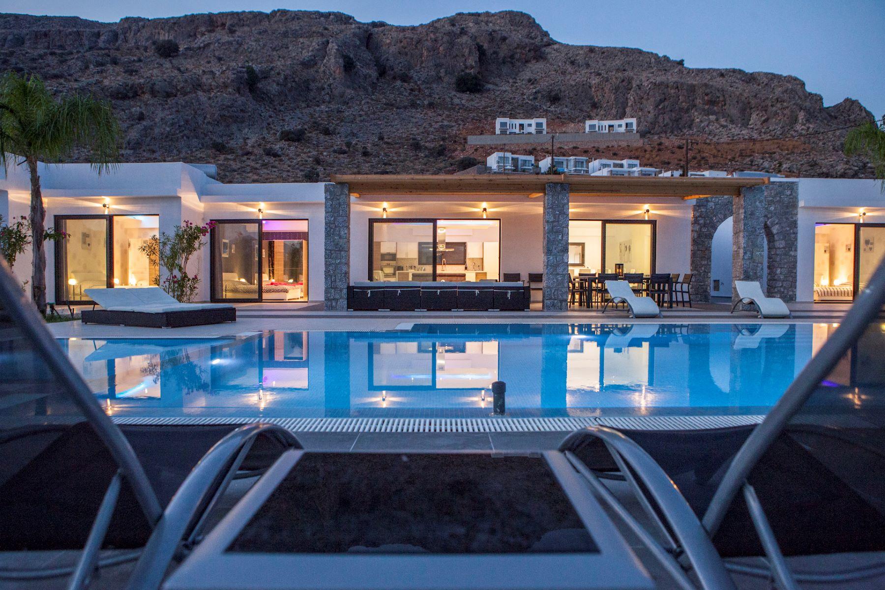 Vivienda unifamiliar por un Venta en Bayview Paradise Psaltos Bayview Paradise Rhodes, Egeo Meridional, 85107 Grecia