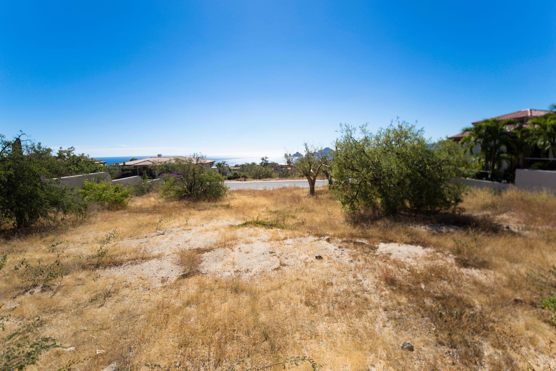 Terreno por un Venta en Lote D-6 Rancho Paraiso Cabo San Lucas, Baja California Sur México