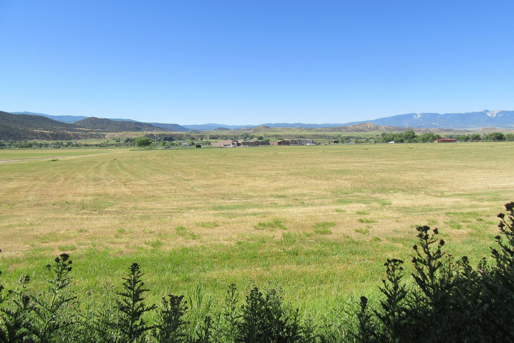 Farm / Ranch / Plantation for Sale at Rising Hearts Ranch West - Parcel 3 TBD County Road 214 Silt, Colorado, 81652 United States
