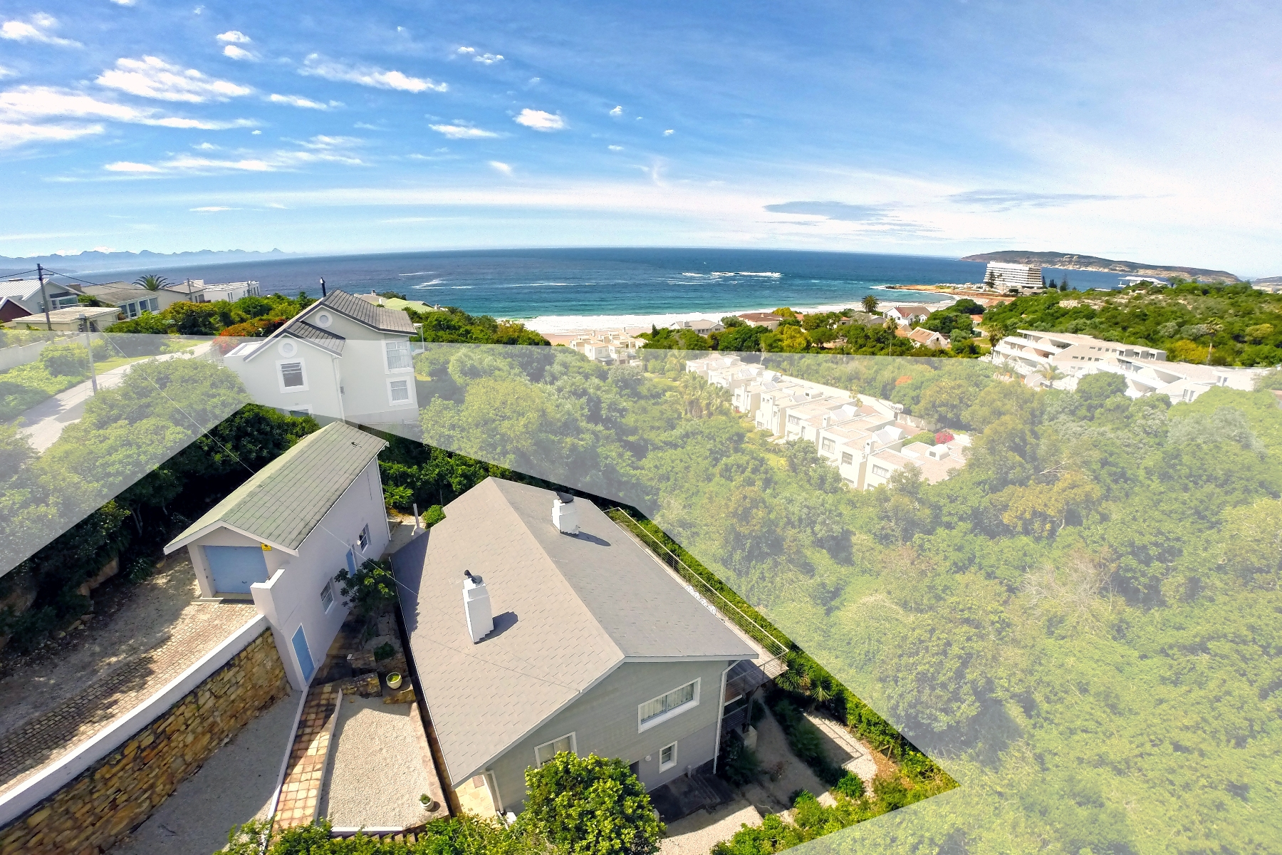 Single Family Home for Sale at Old Plett with Excellent Sea Views Plettenberg Bay, Western Cape, 6600 South Africa