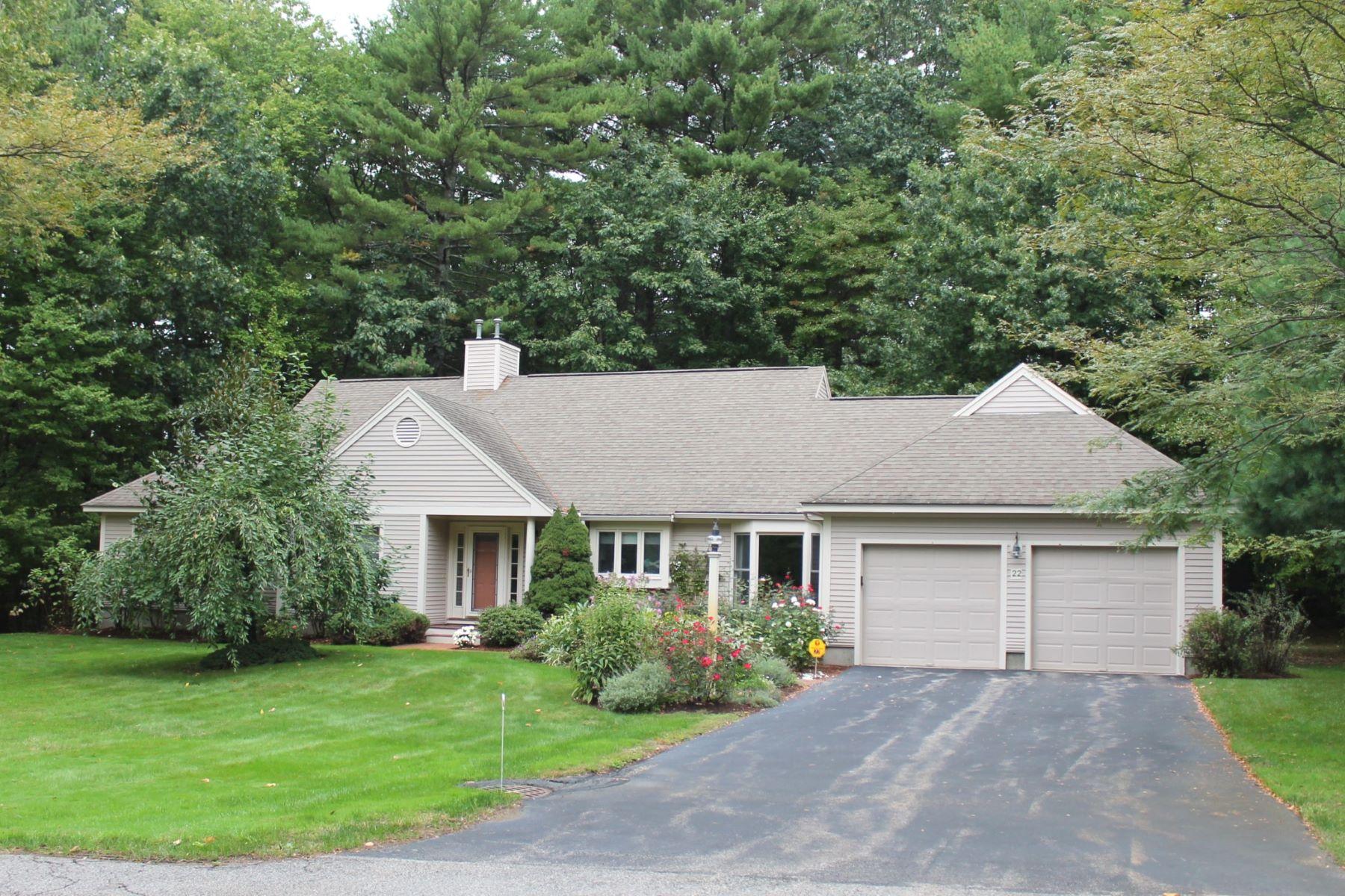 Condominium for Sale at Huckins Farm 22 Pickman Drive Bedford, Massachusetts, 01730 United States