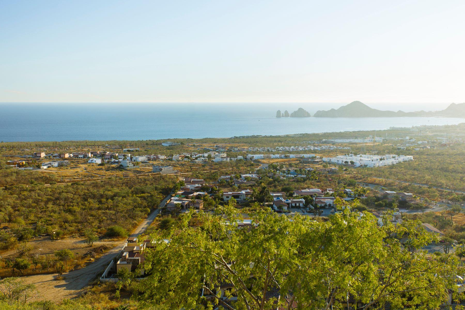 Terreno por un Venta en Rancho Paraiso Heights E-13 Cabo San Lucas, Baja California Sur México