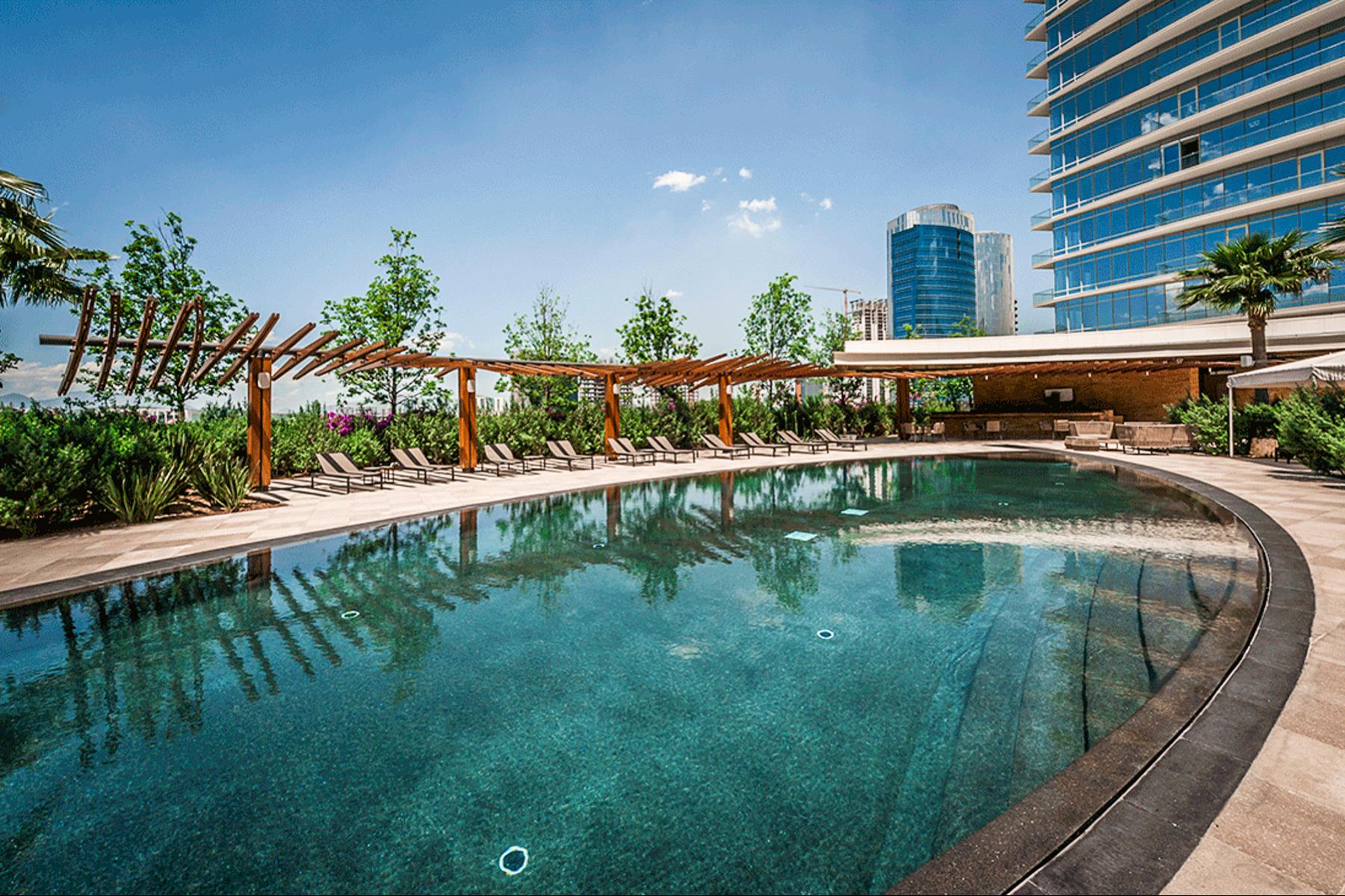 Additional photo for property listing at Magnifico Departamento S-2901 Monterrey, Nuevo Leon Mexico