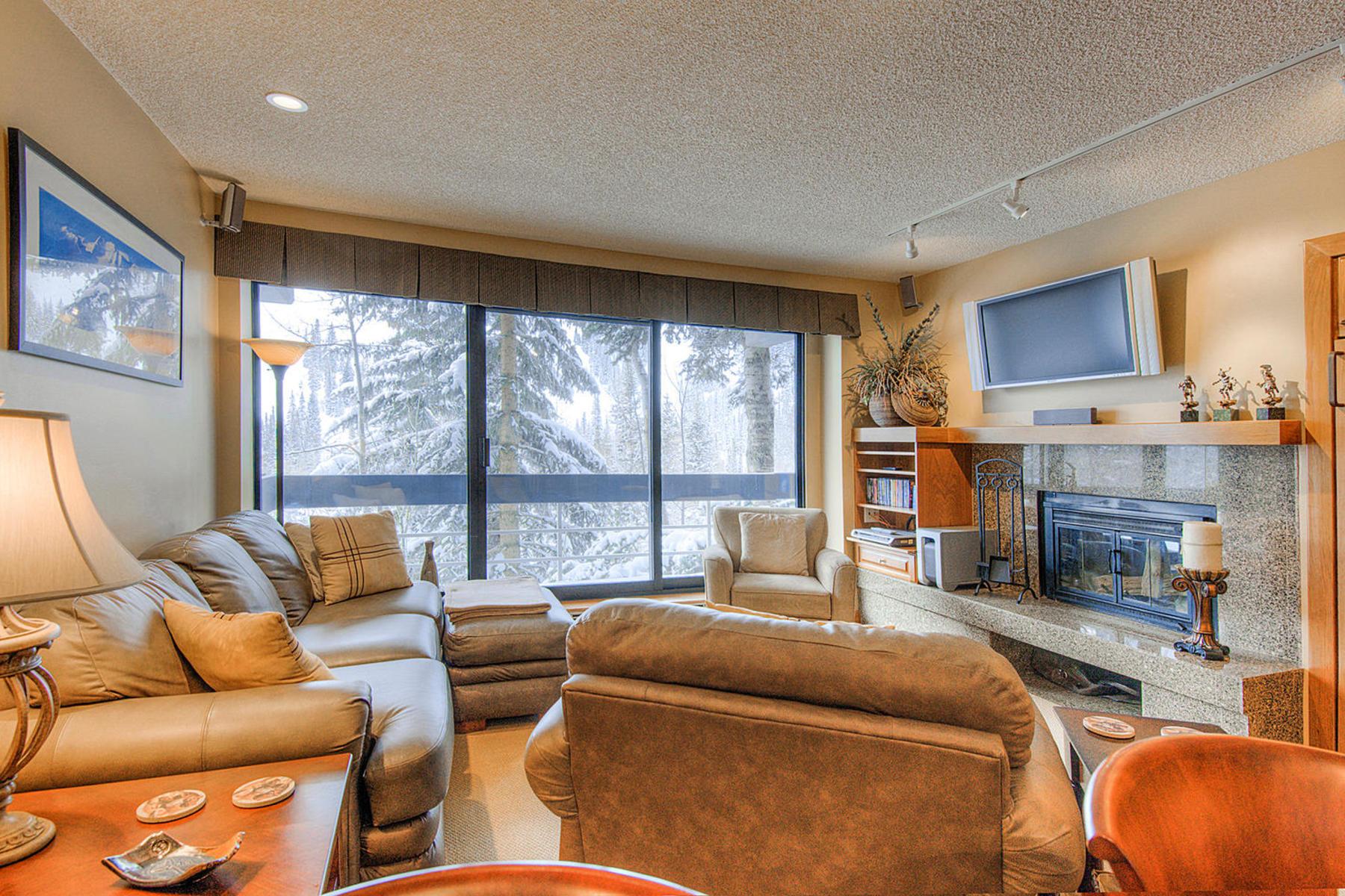コンドミニアム のために 売買 アット The Inn at Snowbird 9202 Lodge Dr #203/204 Snowbird, ユタ, 84092 アメリカ合衆国
