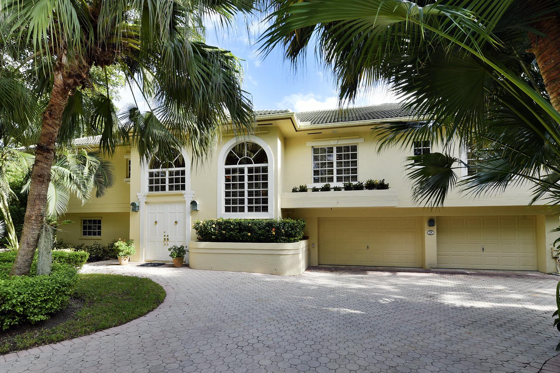 Maison unifamiliale pour l Vente à Charming Golf Course Home at Ocean Reef 3 Bayberry Lane Ocean Reef Community, Key Largo, Florida, 33037 États-Unis