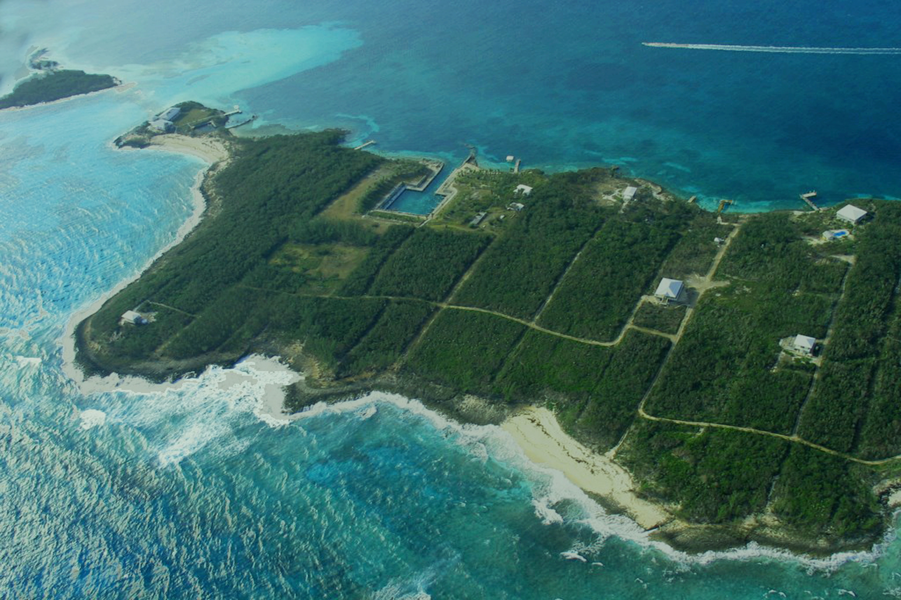 Terreno por un Venta en South End Lot 4 Guana Cay, Abaco Bahamas
