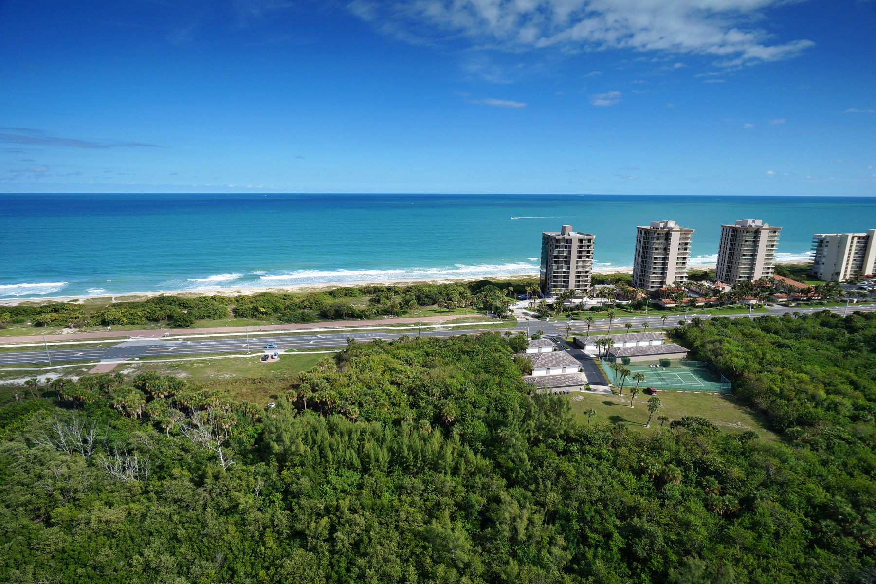 Land for Sale at Prime development site 0 N A1A Fort Pierce, Florida 34949 United States