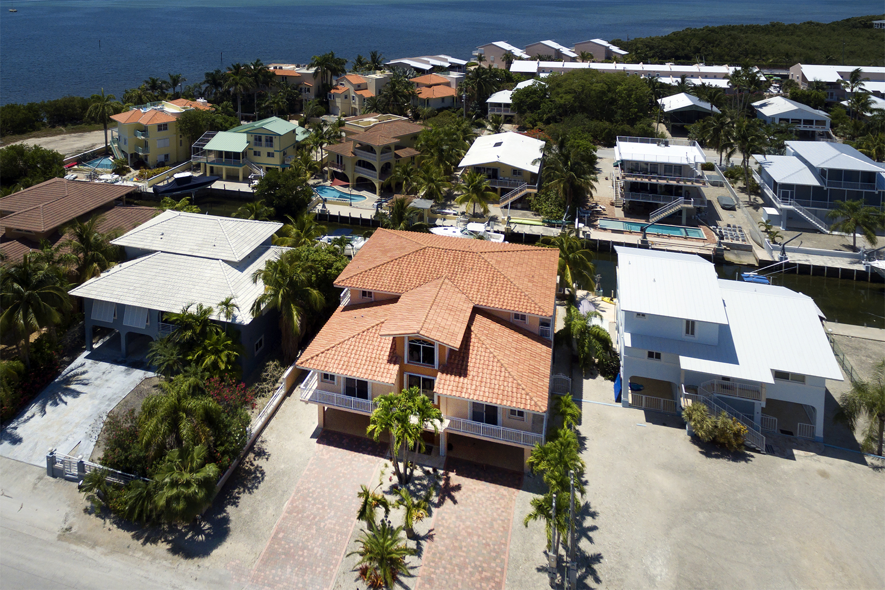 Additional photo for property listing at Grand Canalfront Home 187 Lorelane Place Key Largo, 佛羅里達州 33037 美國