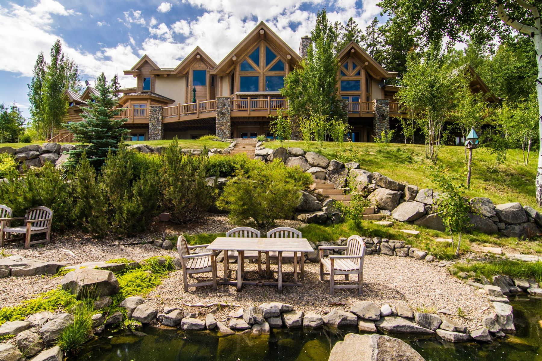 Additional photo for property listing at Lazy K Ranch 27795 County Road 14 Steamboat Springs, Colorado 80487 United States