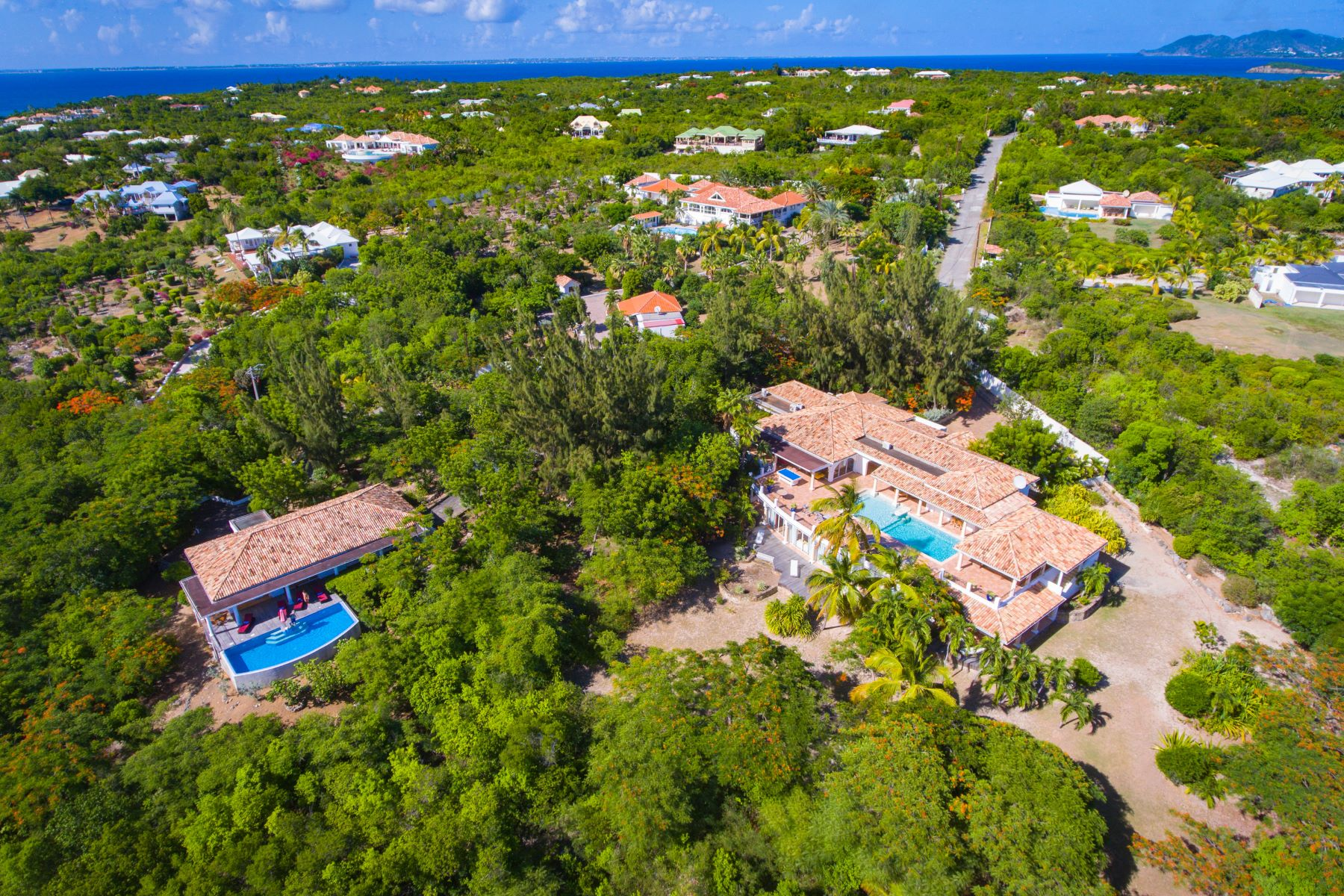 Single Family Home for Sale at La Provençale Terres Basses, Cities In Saint Martin 97150 St. Martin
