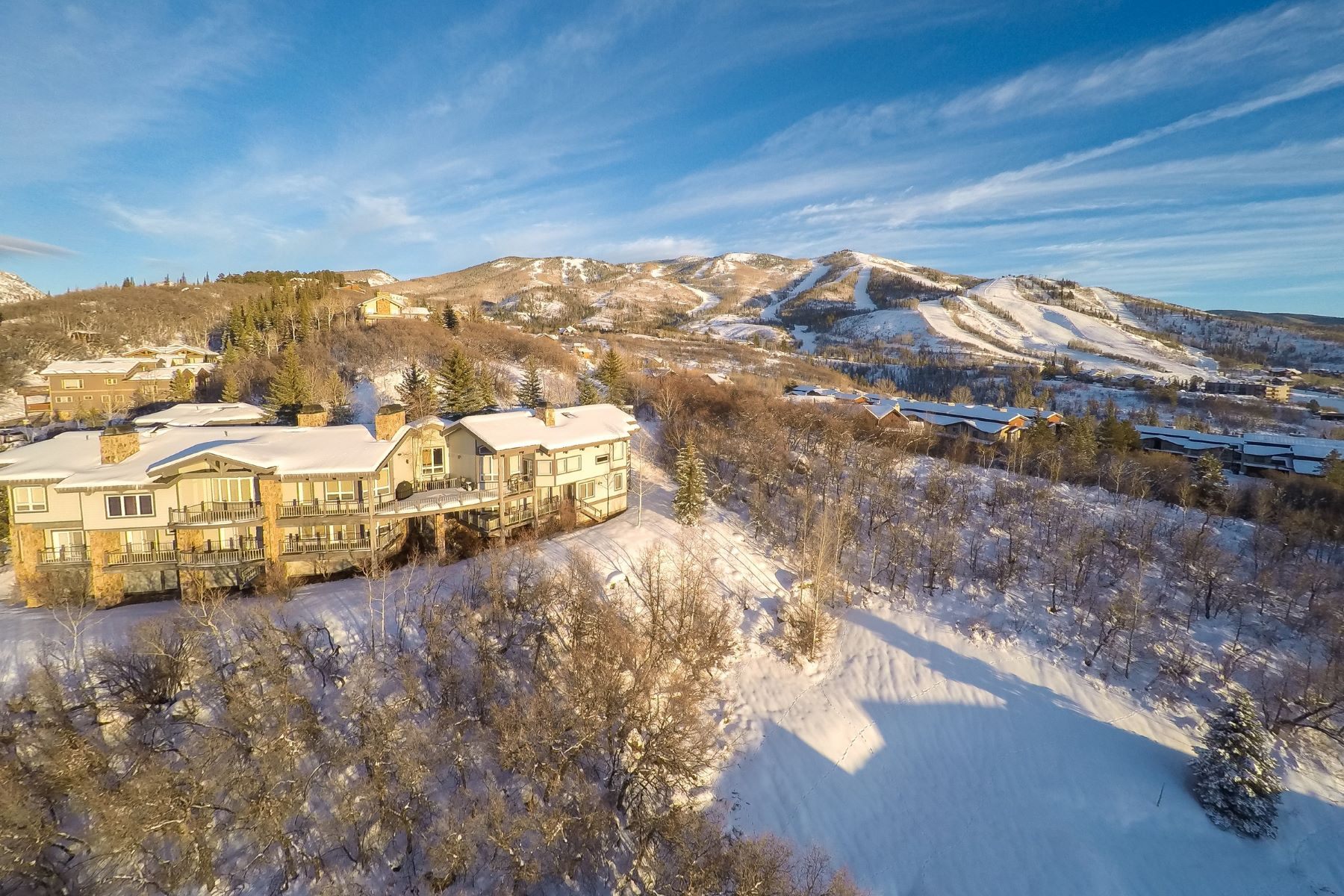 Loft/Duplex pour l Vente à Overlook Ski Home 1297 Overlook Drive Steamboat Springs, Colorado, 80487 États-Unis