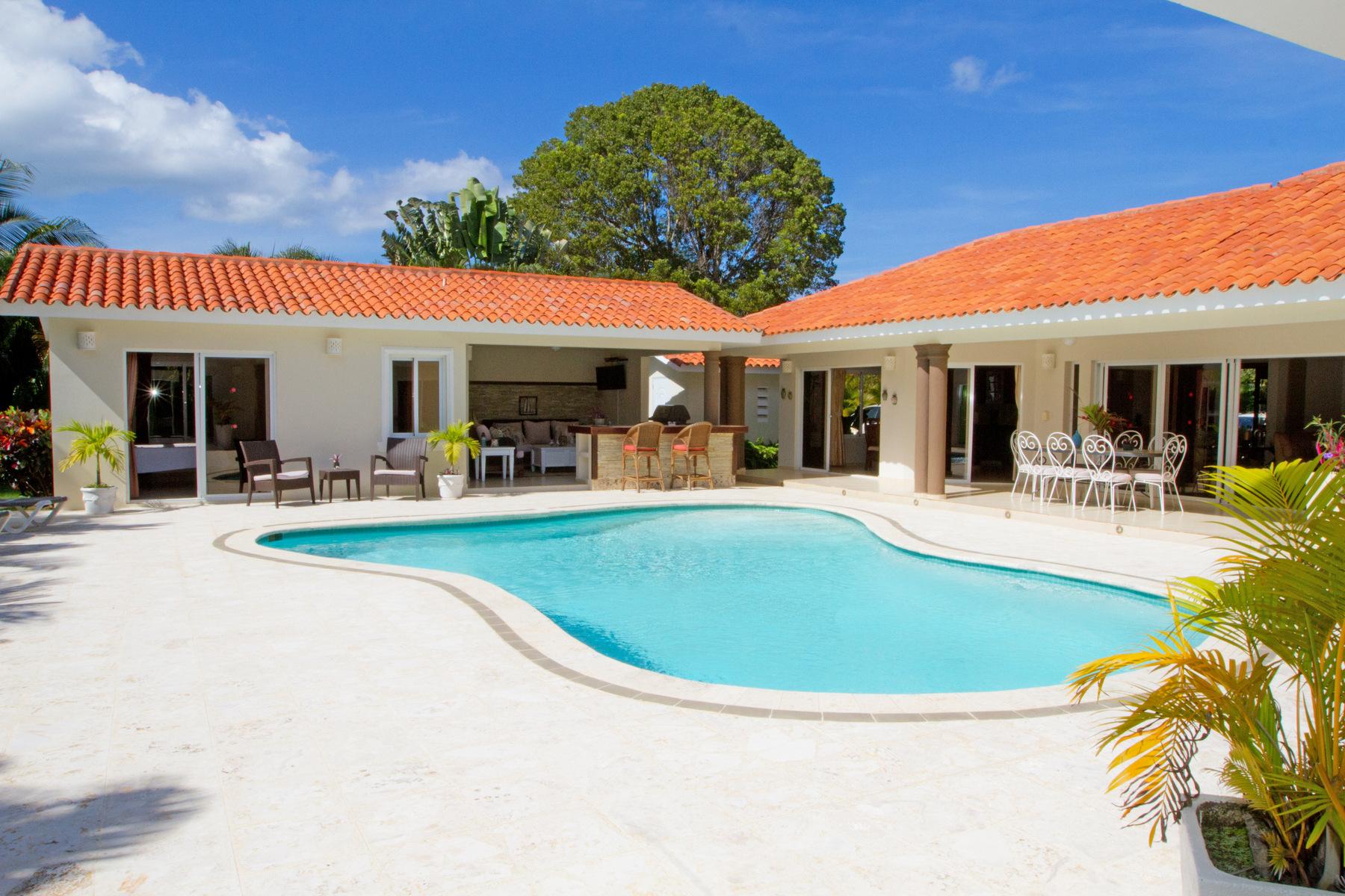独户住宅 为 销售 在 Casa Linda Villa 637 索苏阿, 普拉塔省, 多米尼加共和国