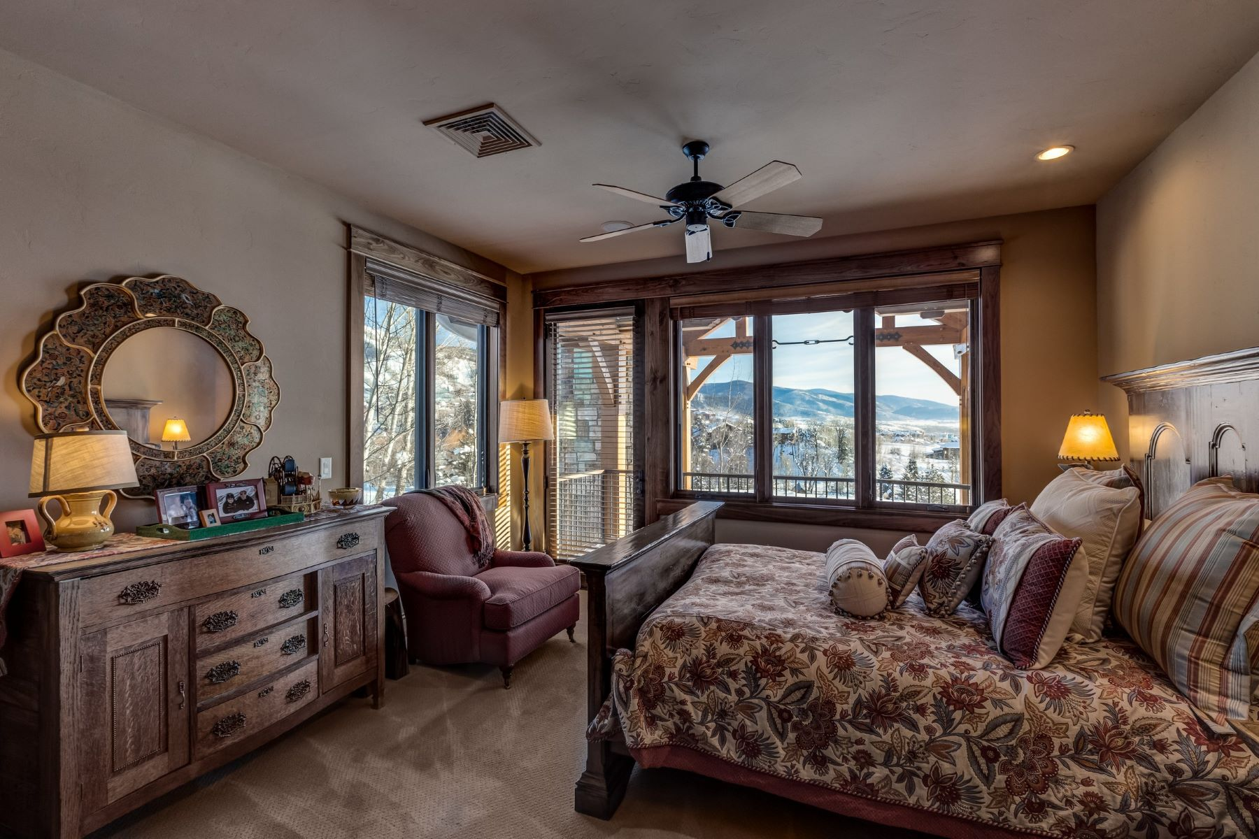 Additional photo for property listing at Eagles View Home 1055 Anglers Drive Steamboat Springs, Colorado 80487 United States