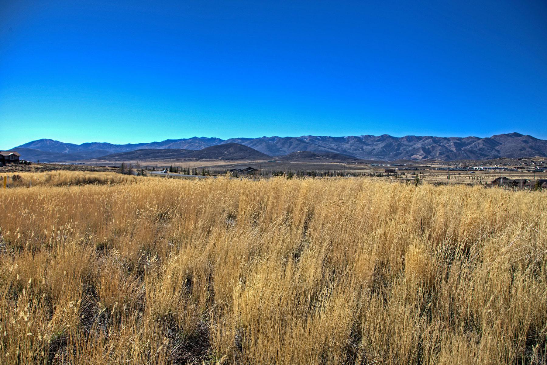 Terrain pour l Vente à Premium Views from the Premier Community in Park City 6691 Cody Trail Lot 54 Park City, Utah, 84098 États-Unis