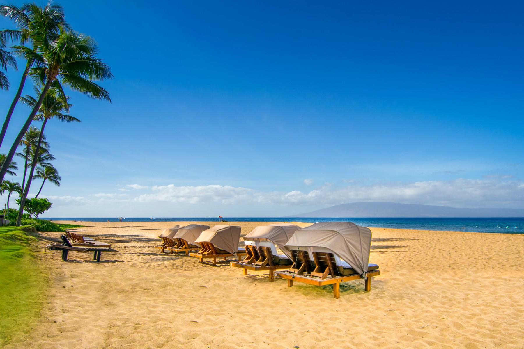 Copropriété pour l Vente à Beachfront Resort Living In Kaanapali Maui 50 Nohea Kai Drive, Kaanapali Alii 4-1002 Kaanapali, Hawaii, 96761 États-Unis