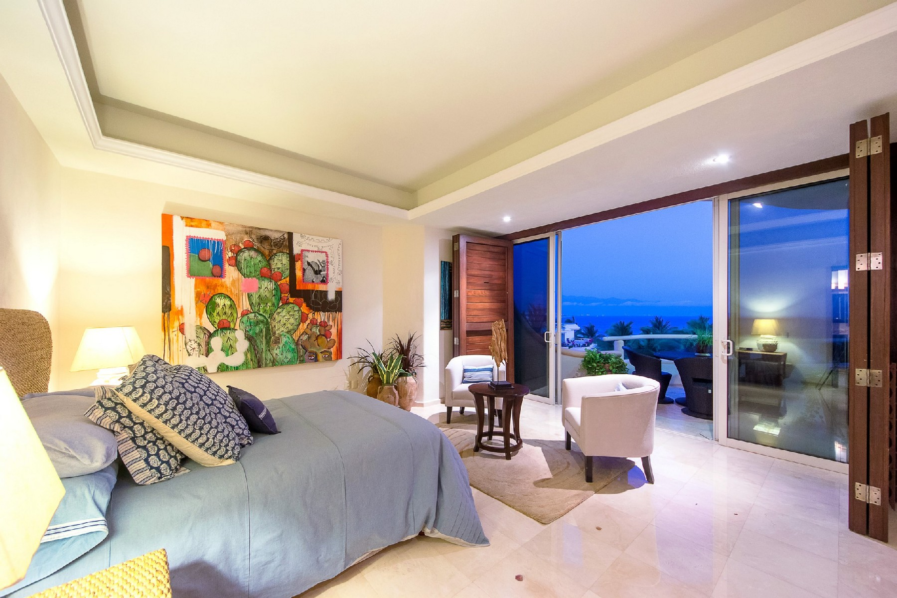 Additional photo for property listing at Quinta del Mar II PH 602 Puerto Vallarta, Jalisco Mexico
