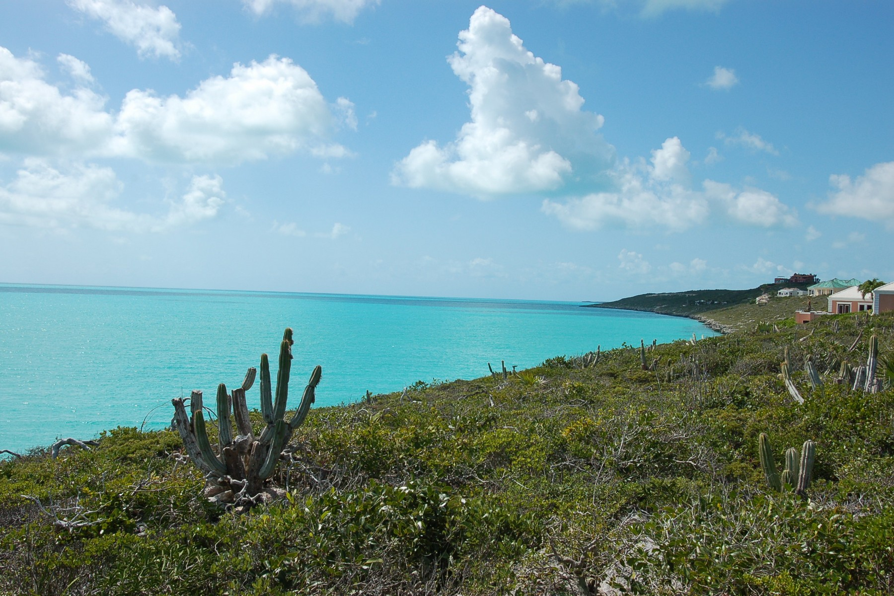 Additional photo for property listing at Turtle Tail Oceanfront Lot Turtle Tail, Providenciales Islas Turcas Y Caicos