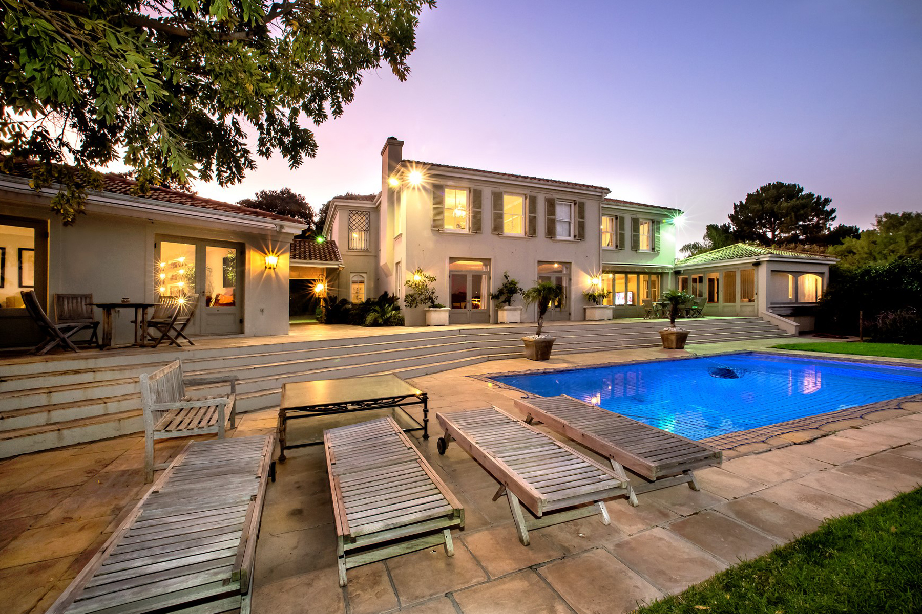 Single Family Home for Sale at Constantia Cape Town, Western Cape, 7806 South Africa