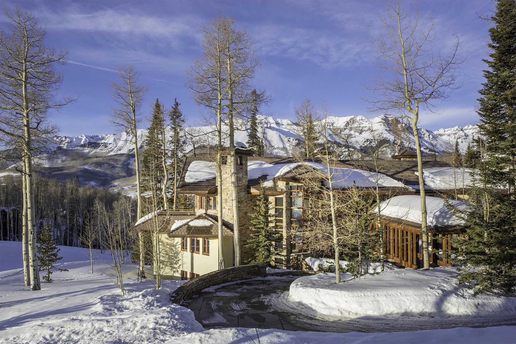 Single Family Home for Sale at Halcyon West Telluride, Colorado 81435 United States