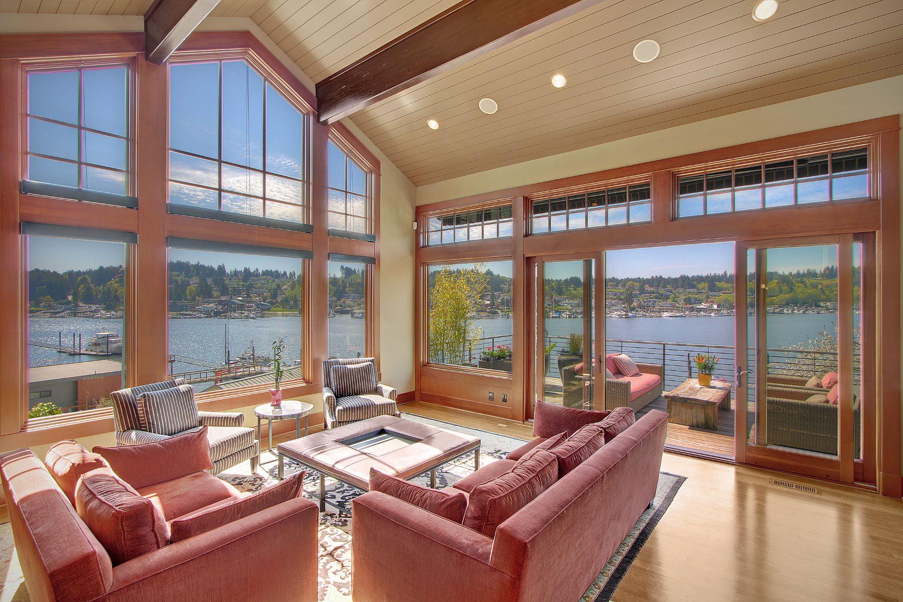 Single Family Home for Sale at GoodmanDrive.com 8424 Goodman Drive NW Gig Harbor, Washington 98332 United States