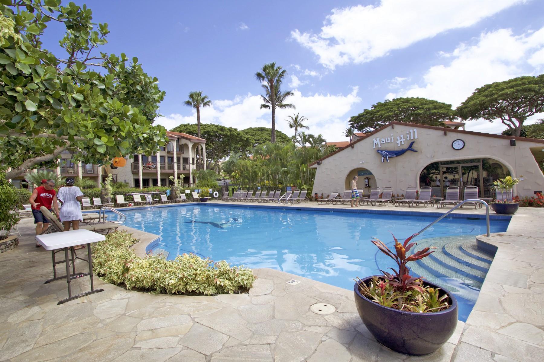 Condomínio para Venda às Where Your Family & Friends Can Come Together 2881 S Kihei Road, Maui Hill #70 Kihei, Havaí, 96753 Estados Unidos