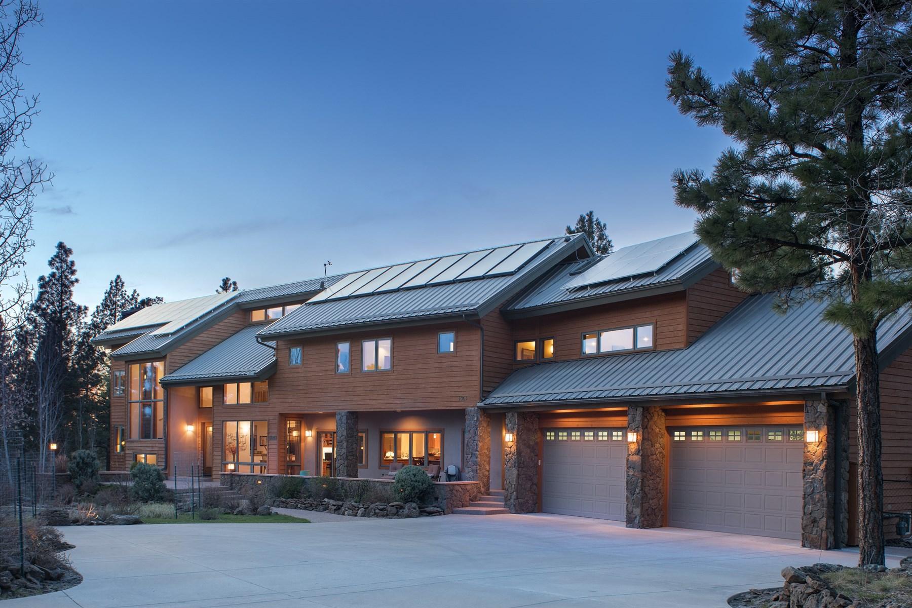 獨棟家庭住宅 為 出售 在 Frank Lloyd Wright inspired home 4005 N Toca Sierra Trl Flagstaff, 亞利桑那州, 86001 美國
