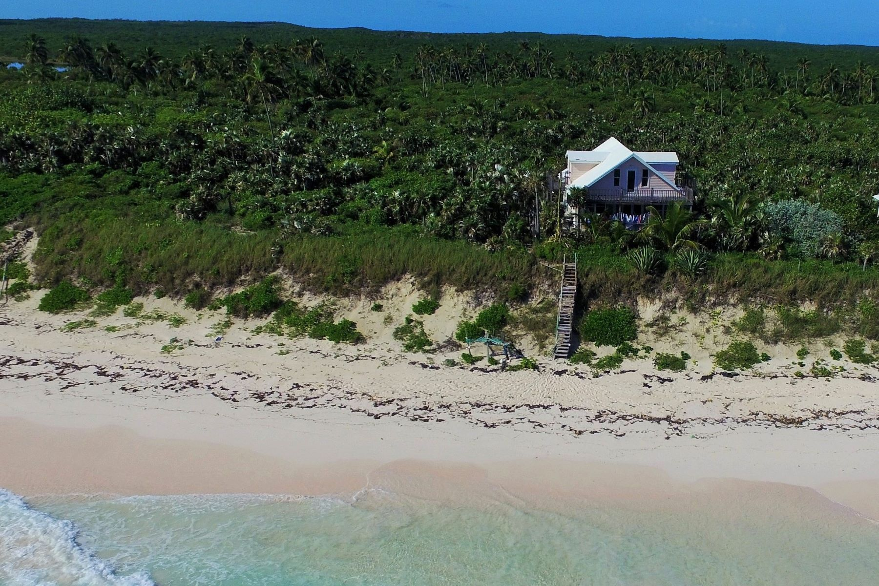 Single Family Home for Sale at Double Bay Beach House Double Bay, Eleuthera Bahamas