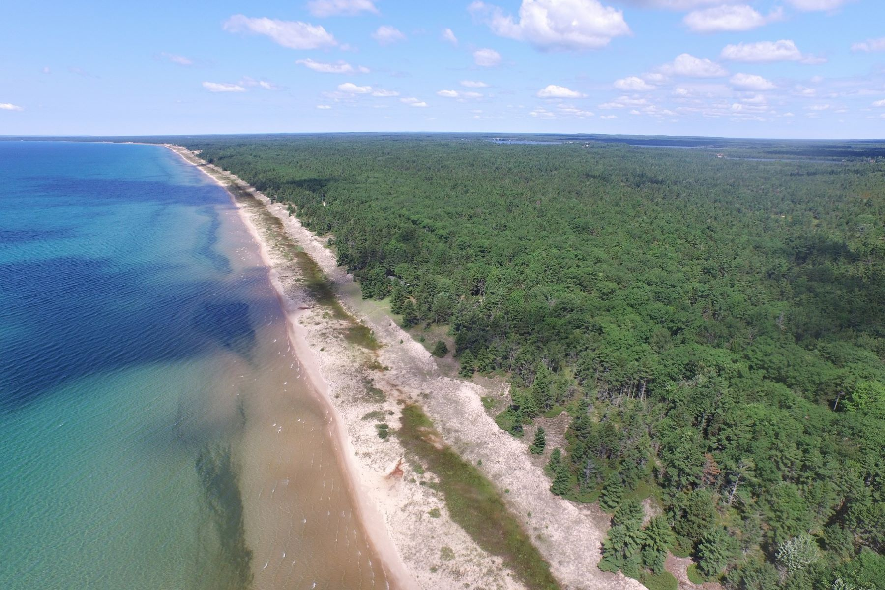 Additional photo for property listing at 2 Miles of Lake Michigan Waterfront 2625 W. Top O the Lake Road Gulliver, Michigan 49840 United States